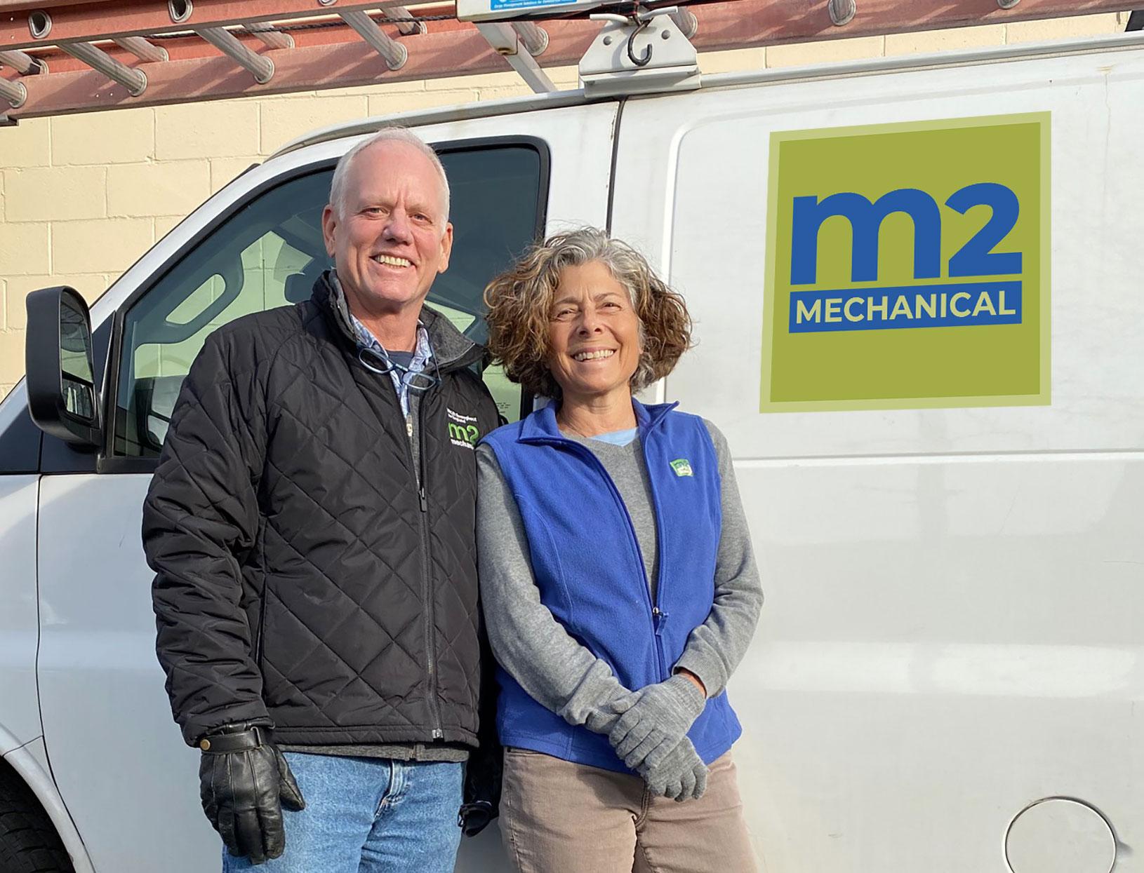 M2 Mechanical, Steve and Judi Sewell